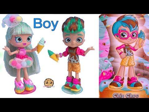 Shoppies BOY Doll ! Comic Con Limited Edition Shopkins Set ! - UCelMeixAOTs2OQAAi9wU8-g