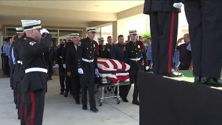 Community honors life of longtime Suwannee County firefighter