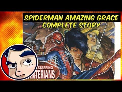 "Amazing Spider-Man ""Amazing Grace"" - ANAD Complete Story | Comicstorian - UCmA-0j6DRVQWo4skl8Otkiw"