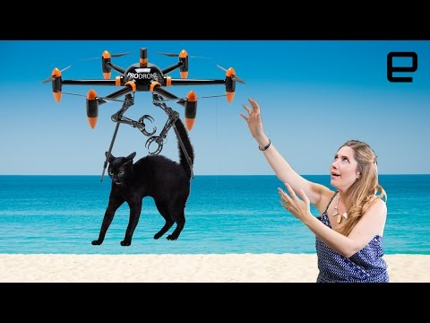 ICYMI: Soon flying UAVs could pick stuff up; carry it away - UC-6OW5aJYBFM33zXQlBKPNA