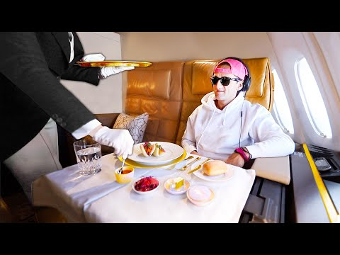 THIS IS THE MOST EXPENSIVE PLANE TICKET IN THE WORLD | Etihad A380 The Residence - UCtinbF-Q-fVthA0qrFQTgXQ