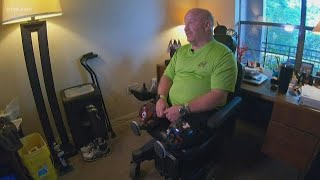 Thieves steal racing cycles worth $10k from former paramedic and Fort Worth para-athlete
