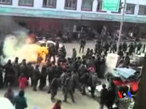 Chuyến thăm của Đức Đạt Lai Lạt Ma gây chú ý tới vụ xáo trộn ở Tây Tạng