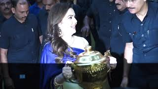 Mumbai Indians की जीत पर Neeta Ambani ने Antilla में दी GRAND Party | Champions of IPL 2019