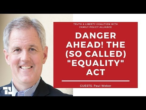 Paul Weber on Truth & Liberty Livecast - May 13, 2019