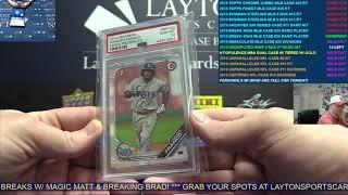 2019 Break King Baseball Series 2 Premium Ed  3 Box Case Break #26   RANDOM PLAYER