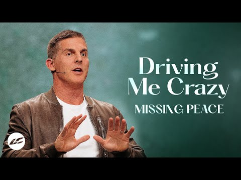 Help! These People Are Driving Me Crazy - Missing Peace Part 2