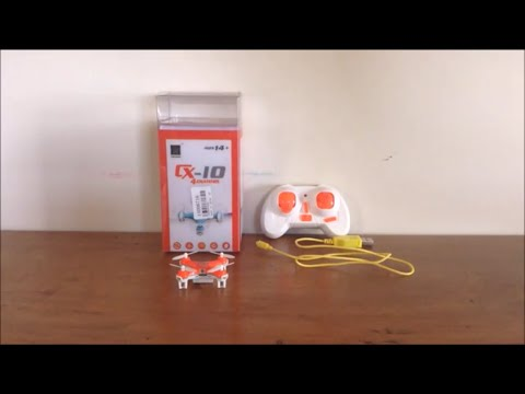 Cheerson cx-10 review and flight, Worlds smallest quadcopter! - UC2c9N7iDxa-4D-b9T7avd7g