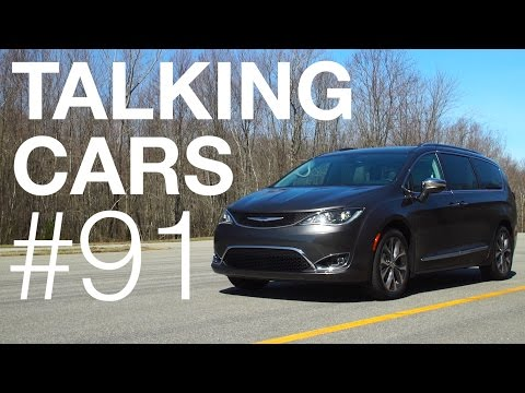 Talking Cars With Consumer Reports 91 Tesla Model 3 Chrysler Pacifica Audiomania Lt