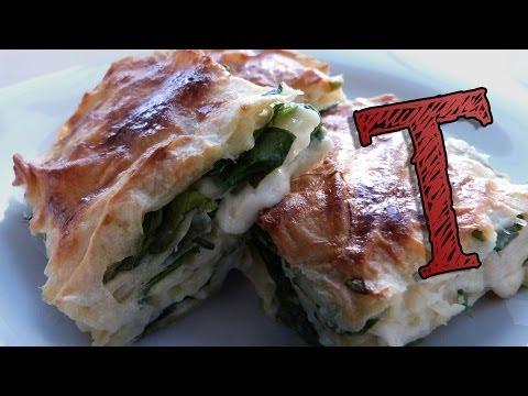 Turkish Borek Recipe   Filo Pastry   with Spinach and Cheese - UCn0PFfSSAhdoZTgIm_vnJvg