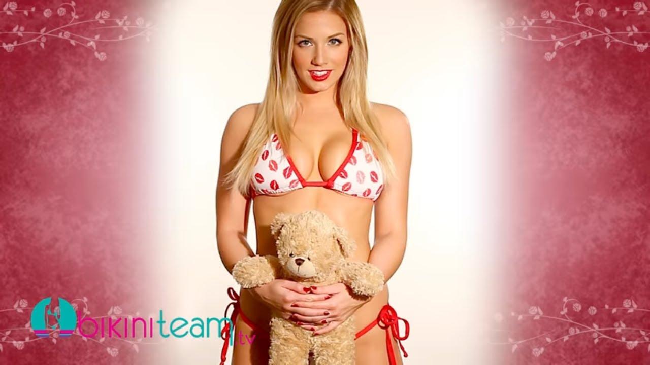 Jaquie Ohh Video Sexy Valentine 2014