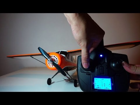 XK A600 5CH Brushless DHC-2 Scale Plane - Introduction - UCWgbhB7NaamgkTRSqmN3cnw