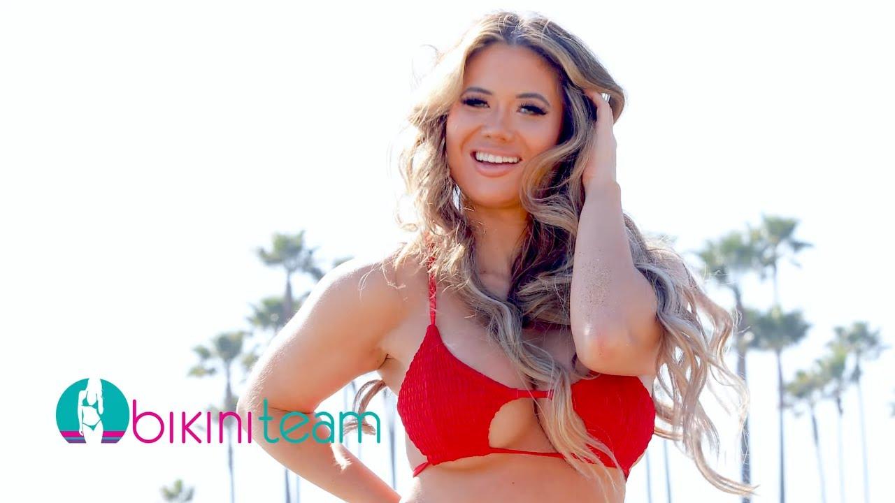 Tifany Manit | BikiniTeam.com Model of the Month April 2021 [HD]