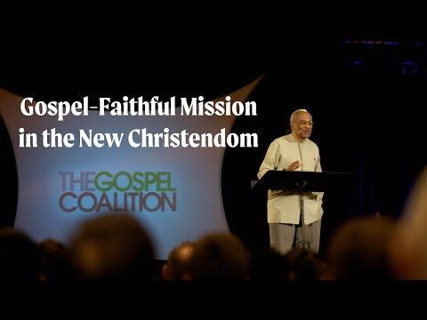 Ajith Fernando  Gospel-Faithful Mission in the New Christendom
