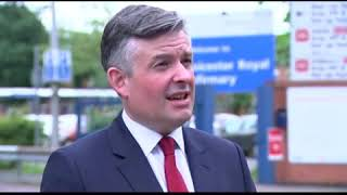 Ashworth says Hancock is 'incompetent' on delivering for NHS_FH Channel