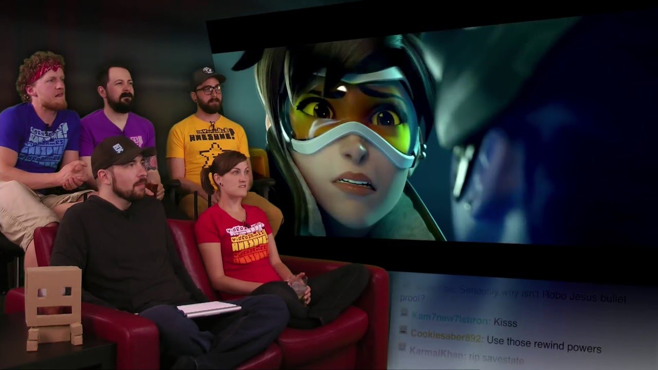 Overwatch Animated Short - Alive! | Racer lt