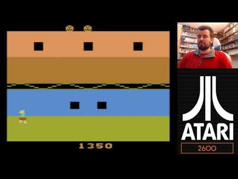 ATARI 2600 HORROR MOVIE GAMES (Morralla Remix) - Gameplay en Español    EVENTO HALLOWEEN 2020
