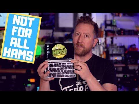 Is The GPD Pocket 2 Laptop Good For Ham Radio?