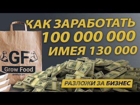Как создать топовую доставку еды? GrowFood