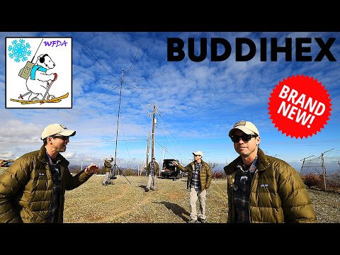 Winter Field Day 2021 w/NEW BUDDIHEX