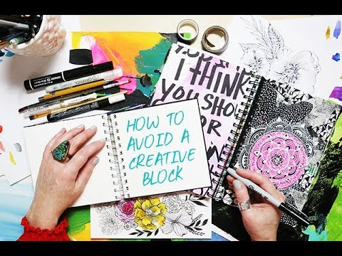 avoid a creative block