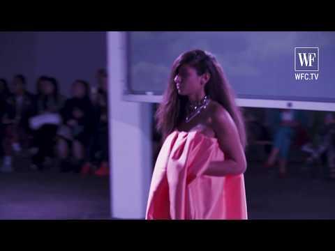 Marques Almeida spring-summer 2020 London fashion vlog