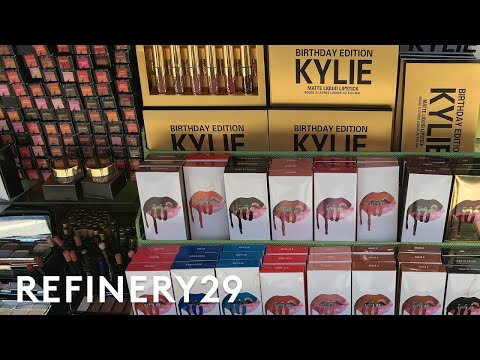 Why Fake Kylie Jenner Lip Kits Could Be Dangerous | Shady | Refinery29 - UCsZsDjpf2Ppv_cT2K6_q2cw