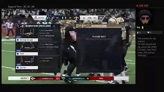 Monday night football season opener Houston Texans vs New Orleans Saints