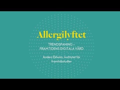 Allergilyftet: Trendspaning -- framtidens vård