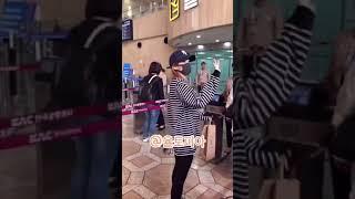 190512 IZONE Eunbi spotted @ Haneda Airport 아이즈원