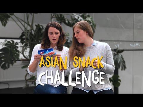 Asian Snack Challenge   AIFS Österreich