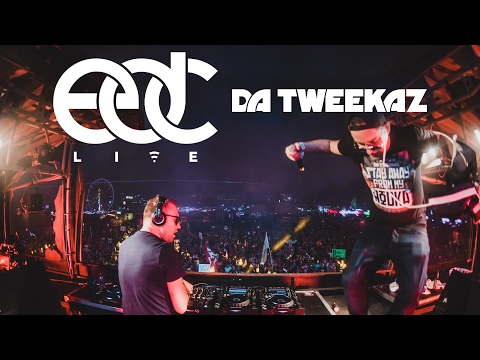 EDC Live - EDC Las Vegas 2016: Da Tweekaz @ wasteLAND hosted by Basscon