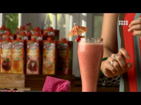 Mixed Fruit And Cherry Smoothie - Mummy Ka Magic - UCthIcpK06l9bhi9ISgreocw