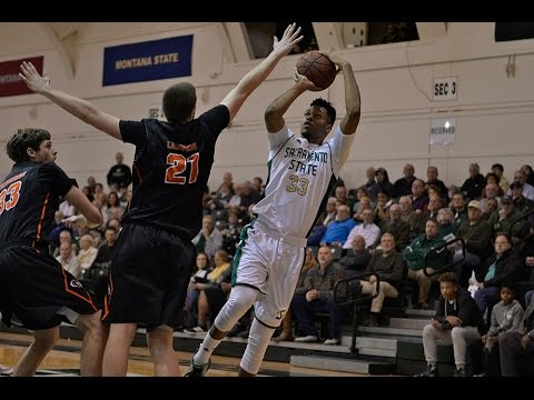Sacramento State's Nick Hornsby - #BigSkyMBB Co-Player of the Week