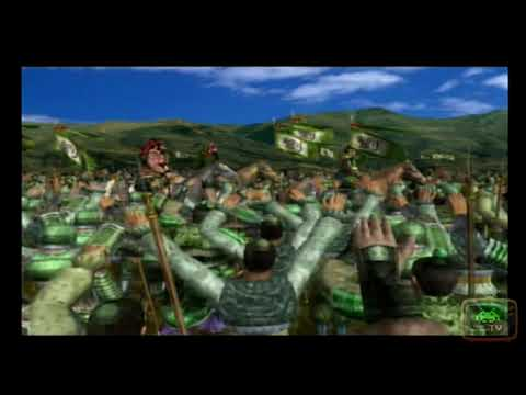 Dynasty Warriors 2 - Guan Yu - Ending