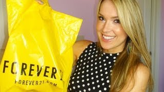 MissJenFABULOUS – Spring Clothing Haul!!!