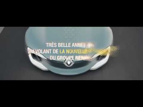 Groupe Renault : Vœux 2017