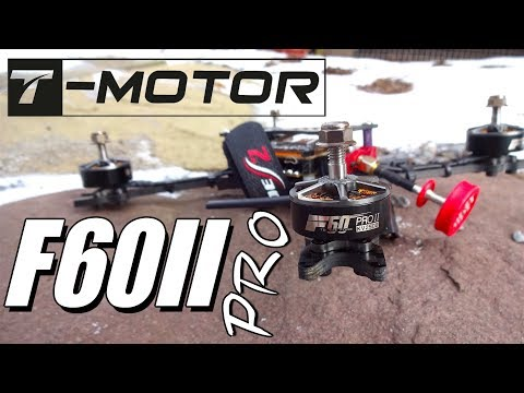 T-Motor F60 PROII Review - UC2c9N7iDxa-4D-b9T7avd7g