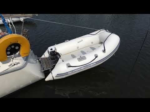 Dinghy Rings - An innovative patented boat gadget for all boat lovers