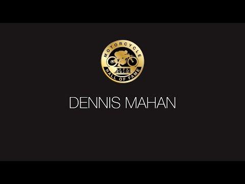 Dennis Mahan Presentation and Acceptance Speech