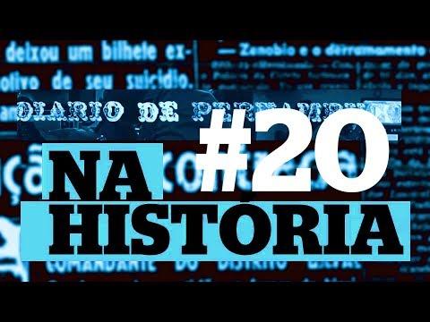 Diario na História #20 l fatos que foram notícia no DP