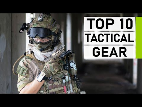 Top 10 Best Tactical Survival Gear on Amazon