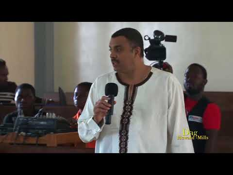 HEALING JESUS CAMPAIGN PASTOR'S CONFERENCE  KNOW YOUR ENEMY