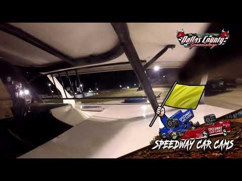 #84 Dayton Newell - USRA B Mod - 5-7-2021 Dallas County Speedway - In Car Camera - dirt track racing video image