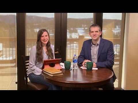Charis Daily Live Bible Study: Daniel Bennett - January 29, 2021
