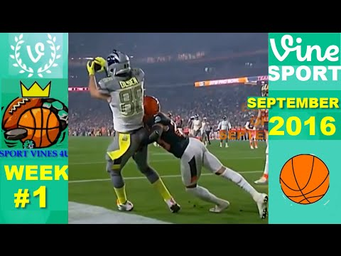 Best Sports Vines 2016   SEPTEMBER   WEEK 1 Poster