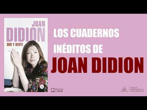 Vidéo de Joan Didion