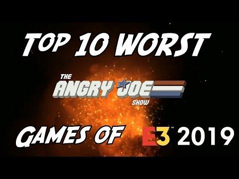 Top 10 Worst Games/Moments of E3 2019! - UCsgv2QHkT2ljEixyulzOnUQ