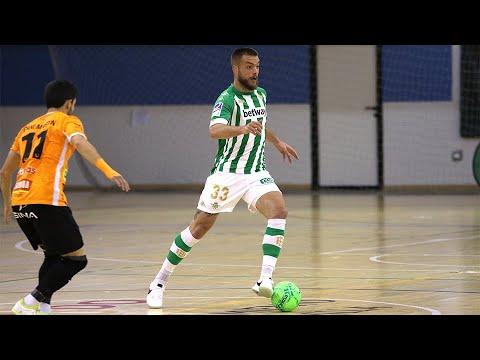 Real Betis Futsal - Ribera Navarra FS Jornada 28 Temp 2020-21