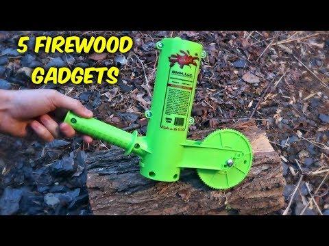 5 Firewood Gadgets put to the Test - UCe_vXdMrHHseZ_esYUskSBw